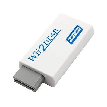 para Wii a HDMI Converter Transformado para Wii a HD-TV/HD ...