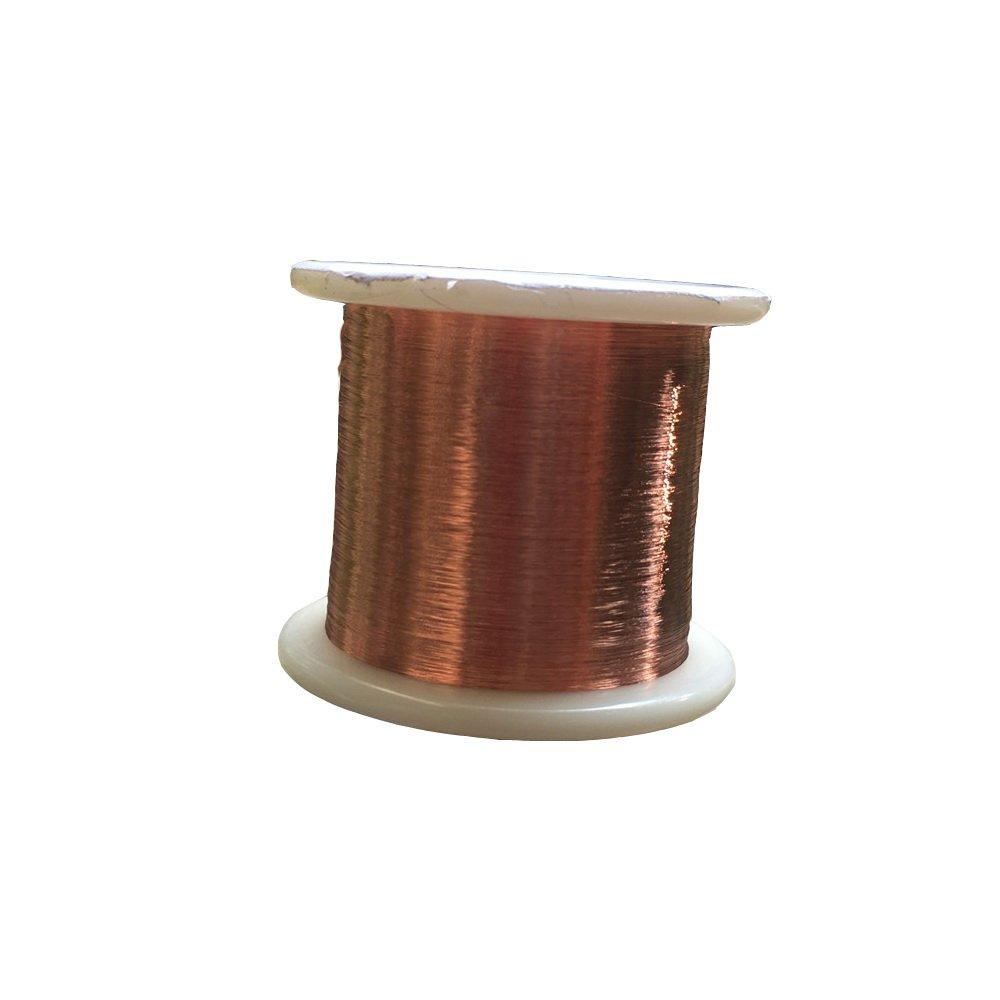 zvcvb Durchmesser 0,05 mm Magnet Draht, emailierten Kupfer Draht ...