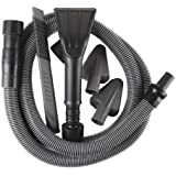 WORKSHOP Wet Dry Vacuum Car Detailing Kit WS12552A 1 1/4 Inch Premium Auto Cleaning Vacuum Accessories Kit for Wet Dry Shop Vacuums by WORKSHOP Wet/Dry Vacs
