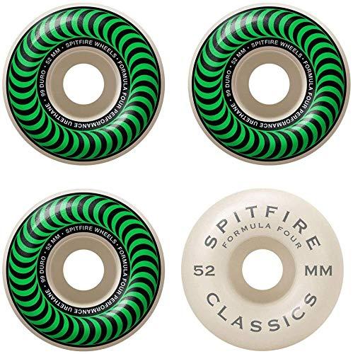 Set of 4 Spitfire Formula Four Classics 52mm 99A
