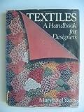 Textiles, Marypaul Yates, 0671614061