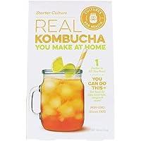 Cultures for Health, 真正的红茶菌,初始培养菌,1包,0.08盎司(2.4克)