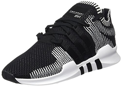 Adidas Originals EQT Support ADV Primeknit Shoes Black/White