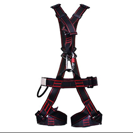 Cinturón de arnés de Cuerpo Completo con cinturón de Seguridad de ...