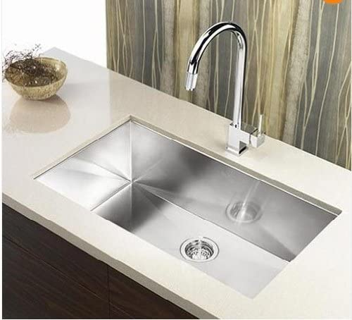 Zero Radius Kitchen Sink Lovely Inch Triple Bowl Comfortable ...
