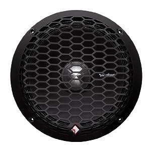 Rockford Fosgate PPS4-8 Punch PRO 8-Inch Single Midrange 4 Ohm Loudspeaker