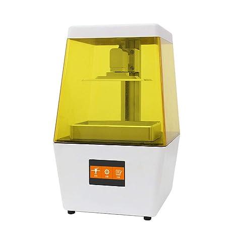 ZHQEUR Anet N4 Desktop UV LCD Resina 3D Impresora 3D ...