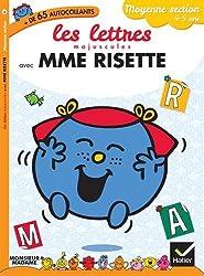 Madame Risette - MS - Les lettres majuscules
