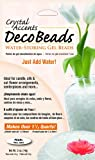 Deco Beads DB-W White 1/2-Ounce Packet