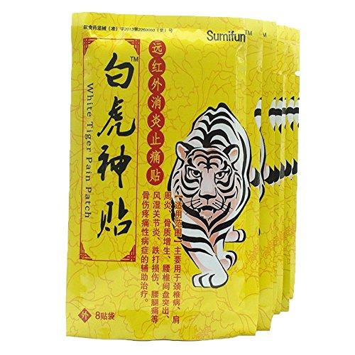 48Pcs/6Bags la médecine traditionnelle chinoise