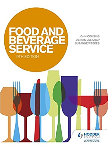 Buy Food and Beverage Service, 9th Edition Book Online at