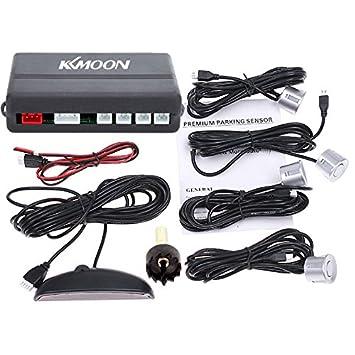 KKmoon Sistema de Sensor de Estacionamiento de Coche