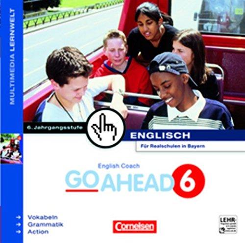 English Coach Multimedia - Zu Go Ahead - Ausgabe für sechsstufige Realschulen in Bayern: 6. Jahrgangsstufe - CD-ROM