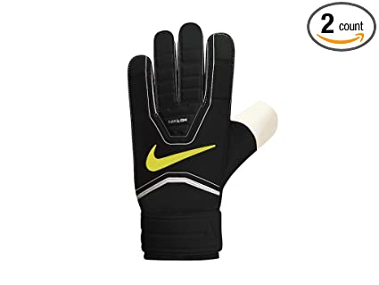 f22d68fc3 Amazon.com : Nike Gk Classic (Black/Green/White, 9) : Soccer Goalie ...