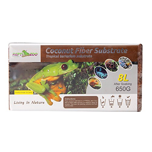 Natural Compressed Coconut Fiber Substrate (2 Piece) by Sequoia