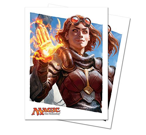 Ultra Pro Oath of the Gatewatch Oath of Chandra Standard Deck Protectors for Magic 80ct