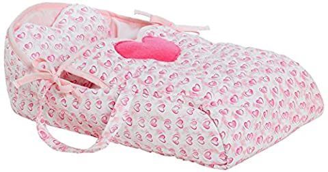 Alexander Dolls Cloth Layette Carrier, Play Alexander Collection (Carriers 2009)