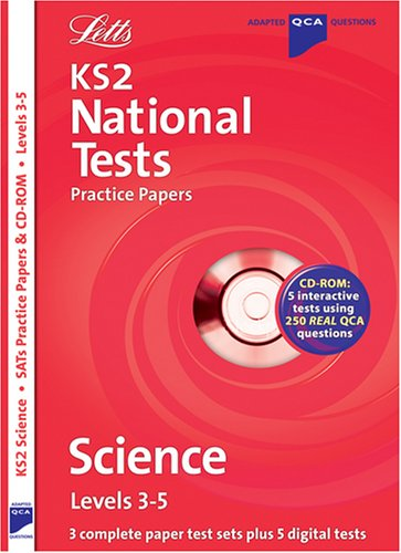 KS2 Science (National Test Practice Papers)