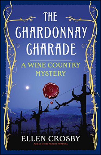 Chardonnay Charade Wine Country Mystery ebook product image