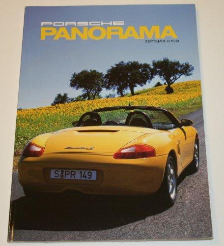 Porsche Panorama Magazine September 1999