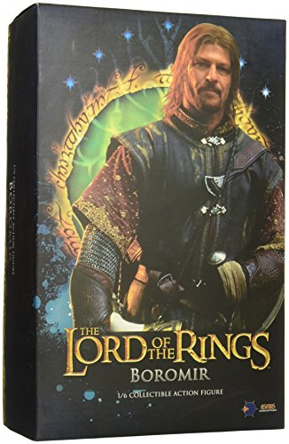 Rings Of Costume The Lord Pippin (Asmus Toys the Lord of the Rings: Boromir (Sculpted Hair Version) 1:6 Scale Action)