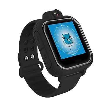 TURNMEON Q8 Kids smart watch SmartWatch Para Niños Reloj Inteligente Infantil Pulsera Localizador base on Android 4.2 WIFI,GPS, LBS, SOS Llamada SIM ...