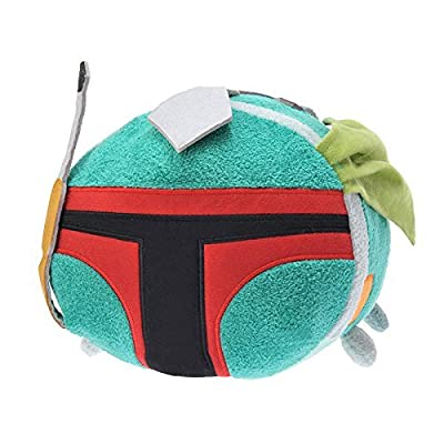 "Disney 11"" Medium Size Tsum Tsum - Boba Fett (Star Wars Collection)"
