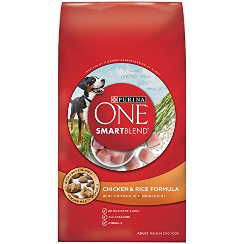 Purina ONE SmartBlend Chicken & Rice Formula Adult Dry Dog Food (Formula Chicken Joint)