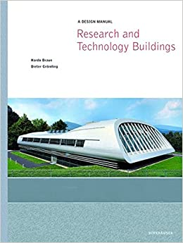 Book Research and Technology Buildings: A Design Manual (Design Manuals)