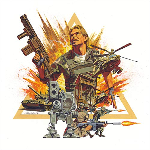 METAL GEAR – Original MSX2 Video Game Soundtrack