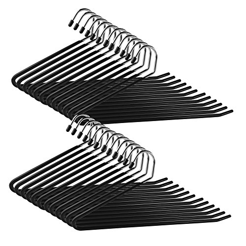 Trousers Hangers Organizers diameter Friction