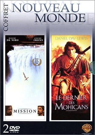 Coffret Nouveau Monde 2 DVD : Mission / Le Dernier des