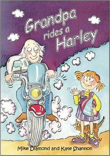 Grandpa Rides A Harley