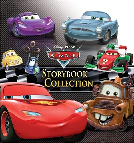 Cars Storybook Collection