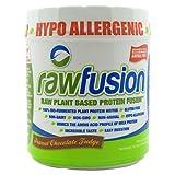 SAN Rawfusion Diet Supplement, Peanut Chocolate Fudge, 1 Pound by SAN Nutrition