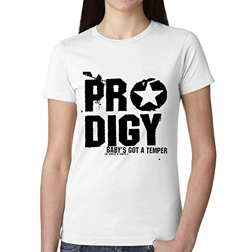 The Prodigy Babys Got A Temper Womens T-Shirt - Holt Dresses Olivia