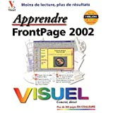Apprendre frontpage 2002