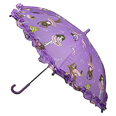 Children's Umbrella with Ballerinas durable service