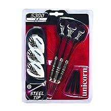 Unicorn D71657 S300 Steel Tip Dart Set