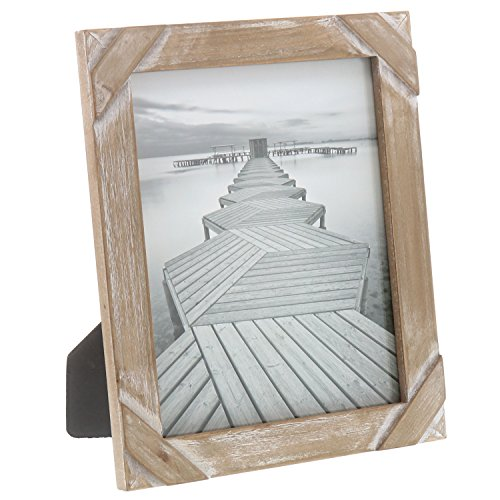 (Barnyard Designs Rustic Farmhouse Distressed Picture Frame 8