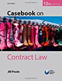 Casebook on Contract Law, Poole, Jill, 0199687234