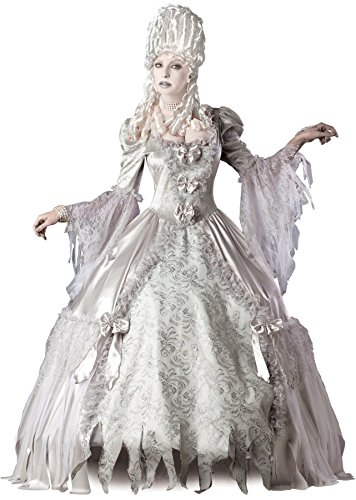 InCharacter GTH Women's Gothic Victorian Ghost Corpse Countess