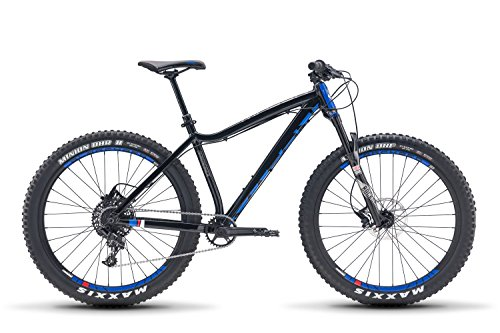 Diamondback Bicycles Mason 2 27.5+ Hardtail Mountain Bike, Black, 15.5'/Small