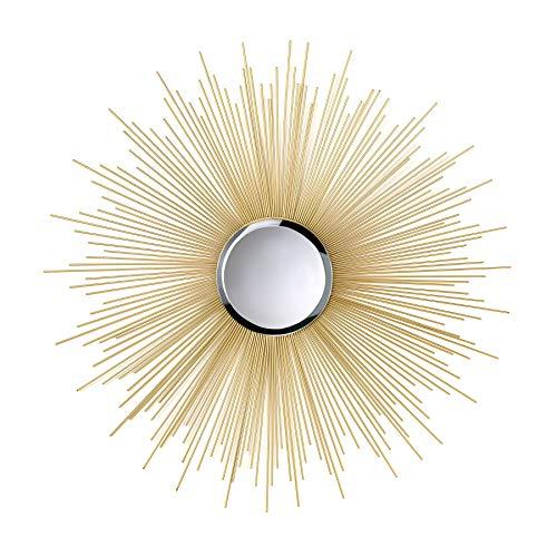 Home Locomotion Golden Rays Mirror