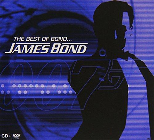 Best of Bond...James Bond: 40th Anniversary Edition [CD+DVD] By Various Artists (2008-10-27) (Best Of Bond James Bond 40th Anniversary Edition)
