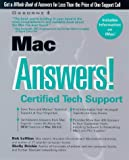 Mac Answers!, Bob LeVitus and Shelly Brisbin, 0072119195