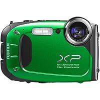 Fujifilm FinePix XP60 16.4MP Digital Camera with 2.7-Inch...
