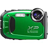 Fujifilm FinePix XP60 16.4MP Digital Camera with 2.7-Inch LCD (Green) (OLD MODEL)