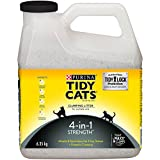 Tidy Cats Clumping Cat Litter; 4-in-1 Strength Multi-Cat - 6.35 kg jug