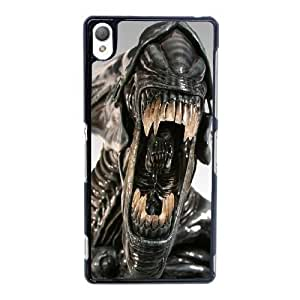 Sony Xperia Z3 Cell Phone Case Black queen alien ST1YL6758726